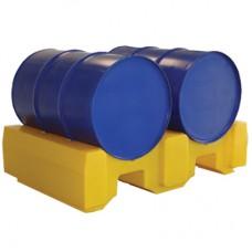 Sarı Varil İstif Rafı 200-002