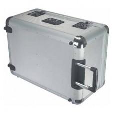2611DTI Alüminyum Takım Seyahat Çantası Tekerlekli-Çekçekli Valiz Tipi