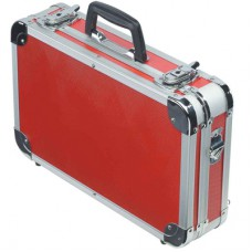 OE1 Alüminyum Çanta Kırmızı Kilitli