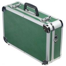 OE2 Alüminyum Çanta Yeşil Kilitli