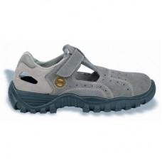 Cofra İş Ayakkabısı Brenta Süet Delikli S1P SRC
