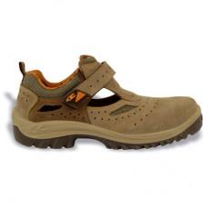 Cofra Panama İş Ayakkabı Süet Delikli S1P SRC