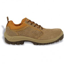 Cofra Salvador İş Ayakkabı Süet Delikli S1P SRC