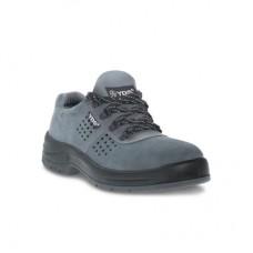 EL 150 YDS İş Ayakkabısı Çelik Burun-Süet Delikli Deri S1