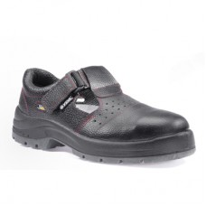 EL 190 YDS İş Ayakkabısı Sandalet Çelik Burun Yarma Deri S1