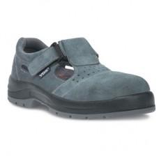EL 190 YDS İş Ayakkabısı Sandalet Çelik Burun Süet Deri S1
