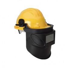 Barete Monte Kaynakçı Baş Maskesi 415 Sabit Camlı 110*55mm SH 8-14