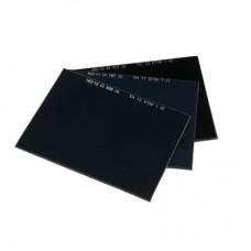 Kaynak Maskesi Camı 80x110mm Siyah No 10