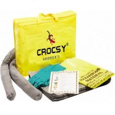 Crocsy Universal Genel Amaçlı Spill Kit Çantalı 50 lt