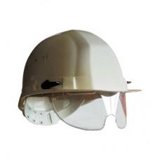 EP 65120 Oceanıc Baş Koruyucu Baret Vizörlü Beyaz