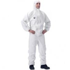 Tyvek Dupont ® Proshield 10 Tulum Renk Beyaz Cat III Type 5/6