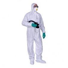 DT115 Koruyucu Tulum Antistatik Renk Beyaz (Tip 5 & 6)