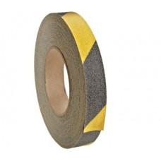Kaymaz & Kaydırmaz Bant Renk Sarı-Siyah Ebat 25mm*25m 2013-2200 78
