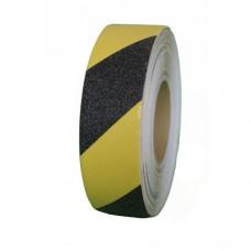 Kaymaz & Kaydırmaz Bant Renk Sarı-Siyah Ebat 50mm*25m 2013-2200 79