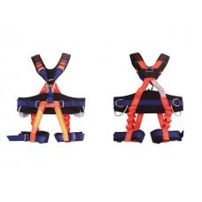 Paraşüt Tipi Emniyet Kemeri Bel ve Bacak Ped Destekli P-117 2013-2600 70