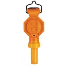 Güneş Enerjili Flaşör Lamba (Sarı Gövdeli) FL 102