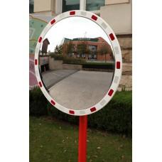 80cm Reflektörlü Akrilik Güvenlik Aynaları