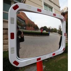 60*80cm Reflektörlü Dikdörtgen Akrilik Ayna