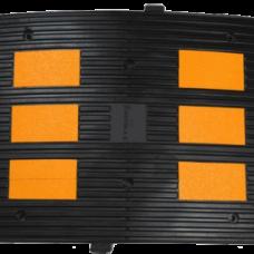 UT 9000 Kauçuk Hız Kesici 6 Reflektörlü 600*500*45mm
