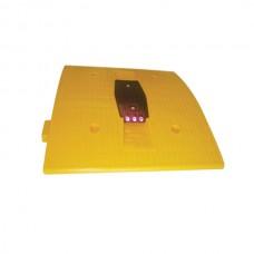 UT 9024 Kedi Gözlü Yol Kasisi Sarı 500*500*45mm