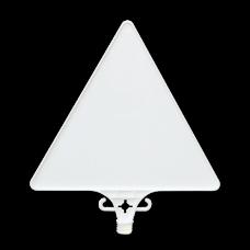 UT 2800 Boş Üçgen Uyarı Levhası 380mm