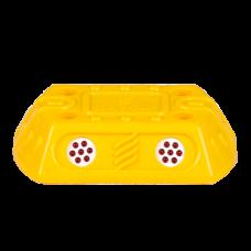 UT 3201 Mini Yol Butonu 128*88*30mm