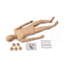 "Eğitim Maketi Yetişkin Tam Boy Kontrol Panelsiz CPR ""Simulaids"""