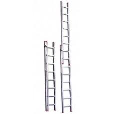 Alüminyum Sürgülü Merdiven 2*2.5=5m.