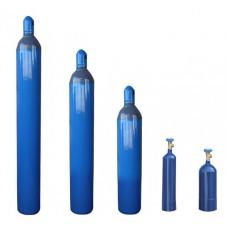 Oksijen Tüpleri Çelik Gövdeli
