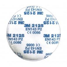 3M 2125 P2 Toz & Duman Filtresi