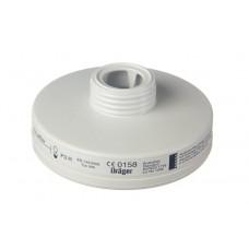 6732974 Drager X-Plore® Rd40 Bağlantılı Partikül ve Toz Filtresi P3