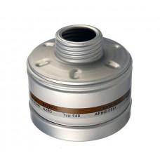 6738779 Drager X-Plore® Rd40 Bağlantılı Gaz Filtresi A2B2