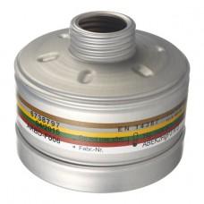 6738797 Drager X-Plore® Rd40 Bağlantılı Kombine Gaz Filtresi A2B2E2K2 HG P3D