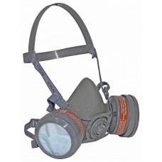 Starline V-800 Yarım Yüz Gaz Maskesi Çift Filtre Takılabilir