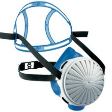 Drager X-Plore 2100 Yarım Yüz Toz Maskesi EPDM EN 1827 Tek Filtreli