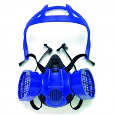 Drager X-Plore 3500 (S) Çift Filtre Takılabilir Yarım Yüz Maskesi