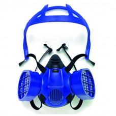 Drager X-Plore 3500 (L) Çift Filtre Takılabilir Yarım Yüz Maskesi