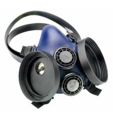 Vispro 750 Yarımyüz Gaz Maskesi Çift Filtre Takılmaya Uygun