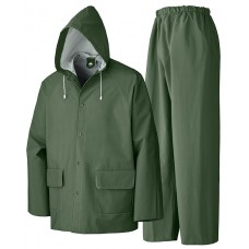 Yağmurluk Pvc Takım Ceket-Pantolon
